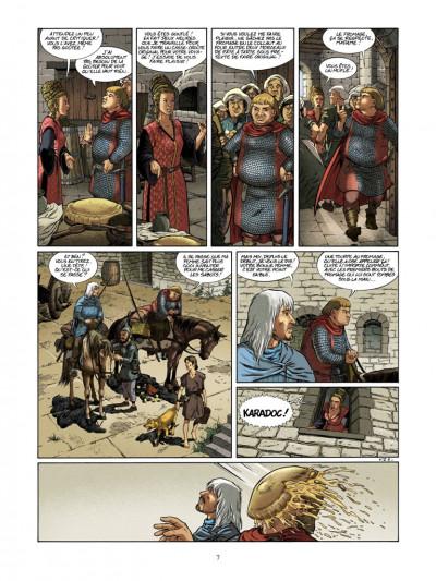 Page 5 Kaamelott tome 5 - le serpent géant du lac de l'ombre
