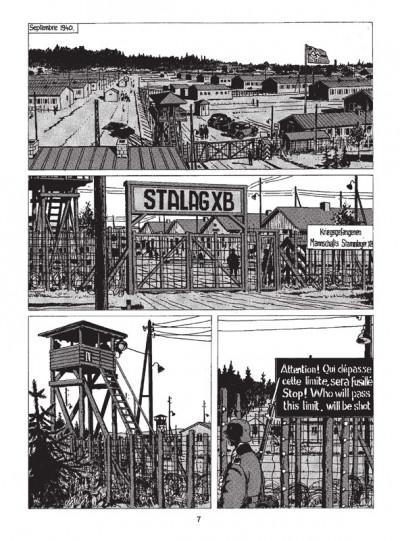 Page 1 Nestor Burma tome 2 - 120 rue de la gare