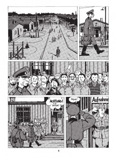 Page 2 Nestor Burma tome 2 - 120 rue de la gare