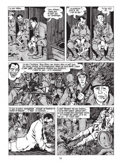 Page 5 Nestor Burma tome 2 - 120 rue de la gare