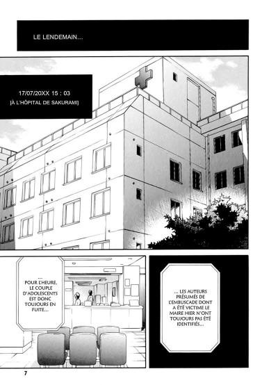 Page 6 Mirai nikki tome 9