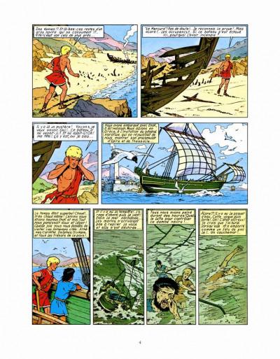 Page 2 les aventures d'Alix ; le dernier spartiate