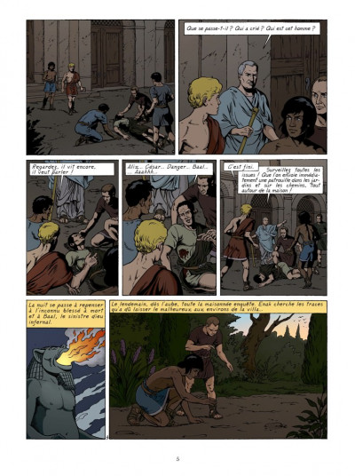 Page 3 Alix tome 30