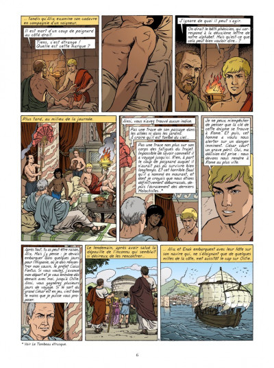 Page 4 Alix tome 30