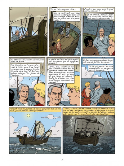Page 5 Alix tome 30