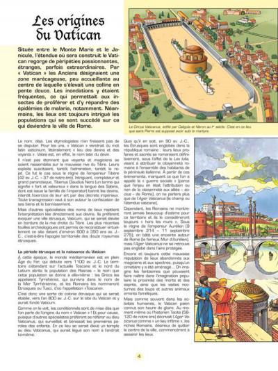 Page 1 Les voyages de jhen - Vatican