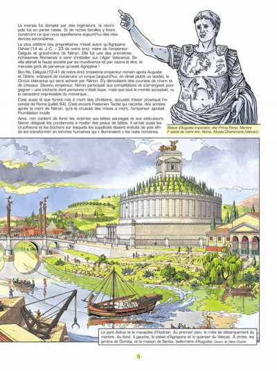 Page 2 Les voyages de jhen - Vatican