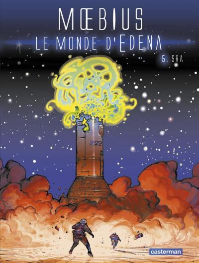 image de Le monde d'Edena tome 5 - SRA (édition 2013)