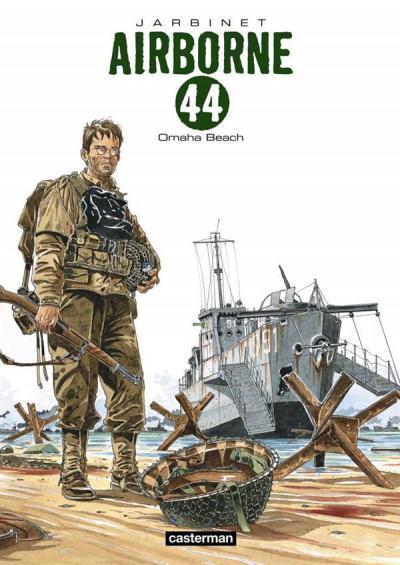Couverture Airborne 44 tome 3