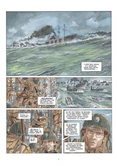 Page 1 Airborne 44 tome 3