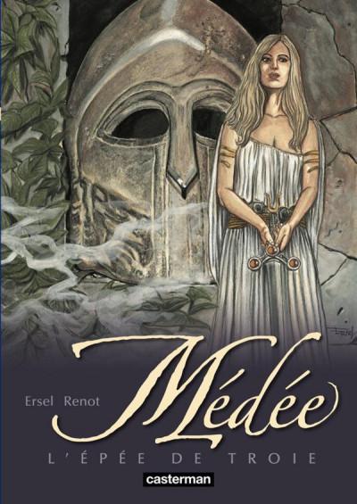 Couverture Médée tome 3 - l'épée de Troie