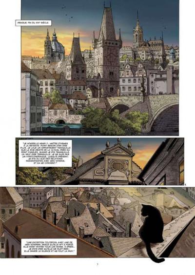 Page 1 Médée tome 3 - l'épée de Troie