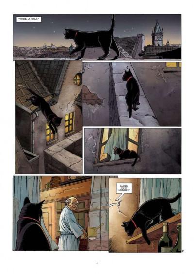 Page 2 Médée tome 3 - l'épée de Troie