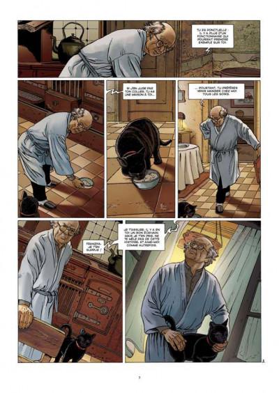 Page 3 Médée tome 3 - l'épée de Troie