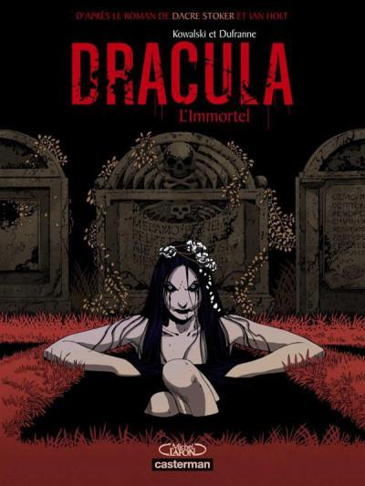 Couverture Dracula l'immortel tome 1