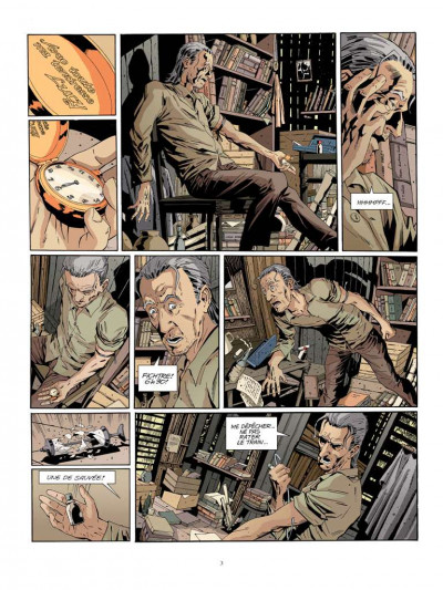 Page 1 Dracula l'immortel tome 1