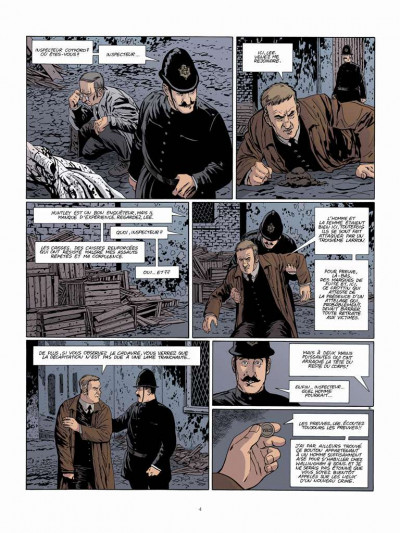Page 2 Dracula l'immortel tome 2