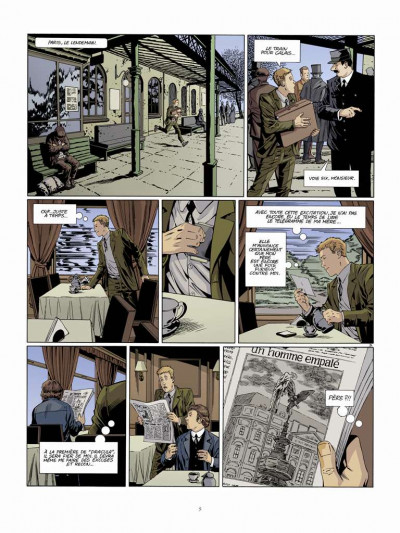 Page 3 Dracula l'immortel tome 2
