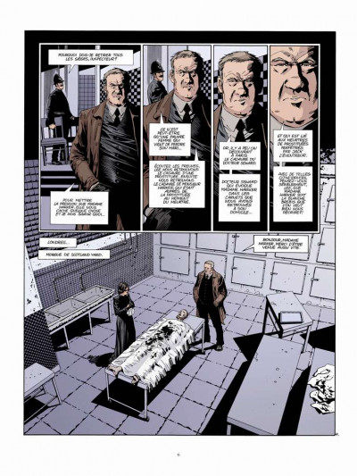 Page 4 Dracula l'immortel tome 2