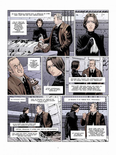Page 5 Dracula l'immortel tome 2