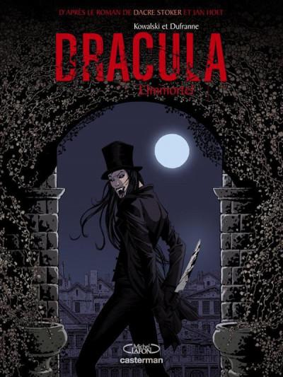 Couverture Dracula l'immortel tome 3