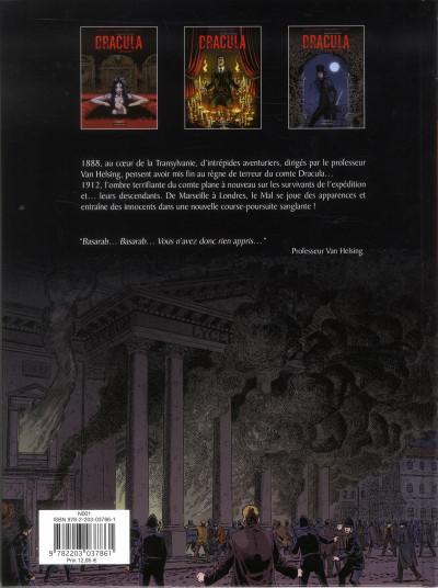 Dos Dracula l'immortel tome 3