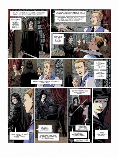 Page 2 Dracula l'immortel tome 3