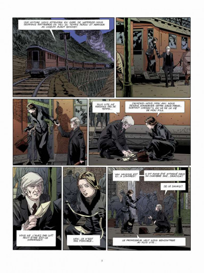 Page 3 Dracula l'immortel tome 3
