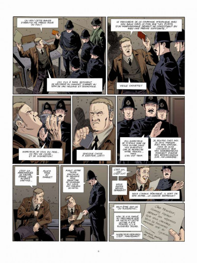 Page 4 Dracula l'immortel tome 3