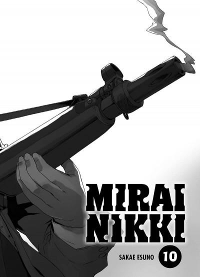 Page 3 Mirai Nikki tome 10