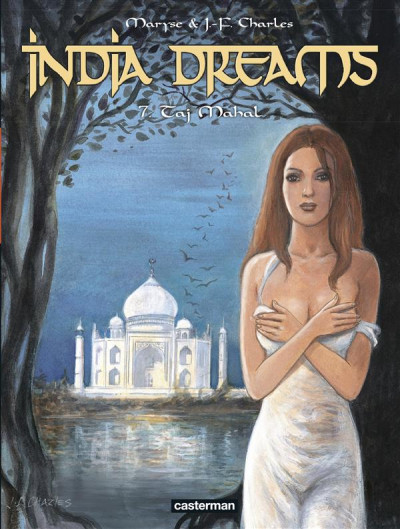 Couverture India dreams tome 7 - Taj Mahal