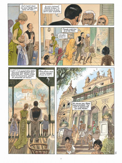 Page 3 India dreams tome 7 - Taj Mahal