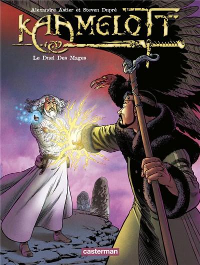 Couverture Kaamelott tome 6 - le duel des mages