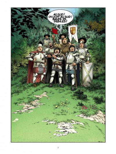 Page 1 Kaamelott tome 6 - le duel des mages