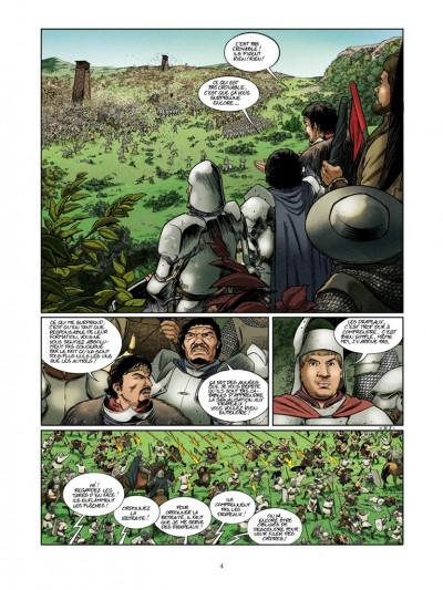 Page 2 Kaamelott tome 6 - le duel des mages