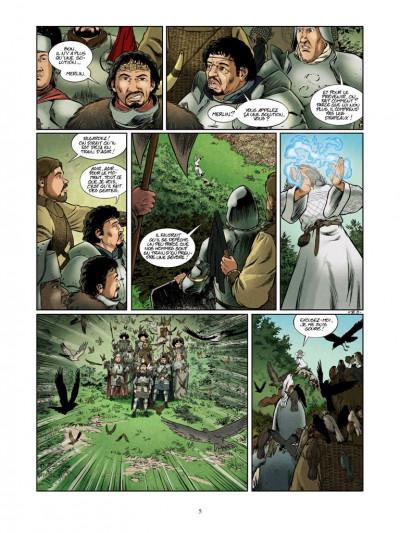 Page 3 Kaamelott tome 6 - le duel des mages