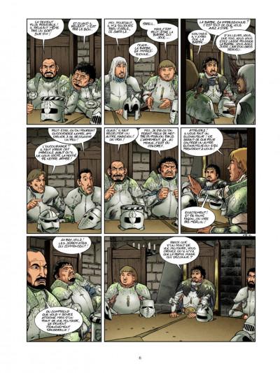 Page 4 Kaamelott tome 6 - le duel des mages