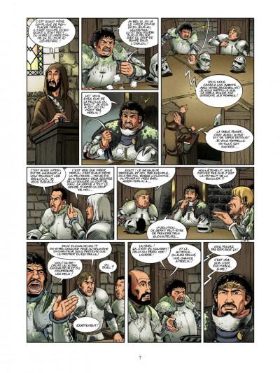 Page 5 Kaamelott tome 6 - le duel des mages