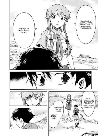 Page 9 Mirai Nikki tome 11