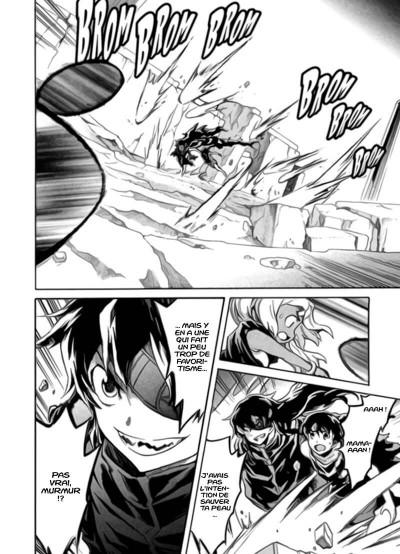Page 7 Mirai nikki tome 12