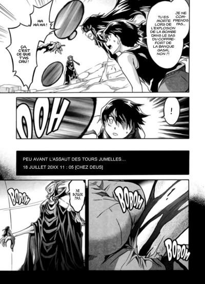 Page 8 Mirai nikki tome 12