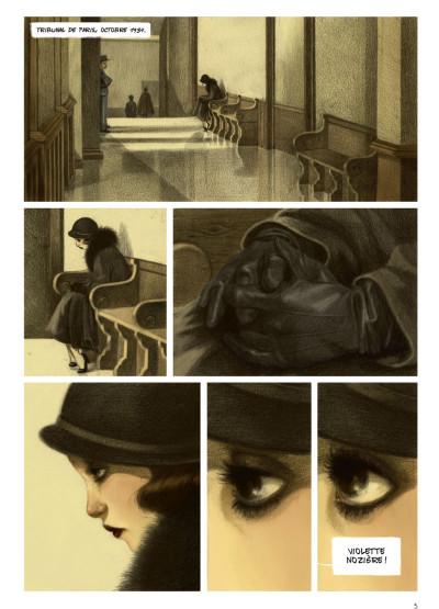 Page 1 Violette noziere - vilaine chérie