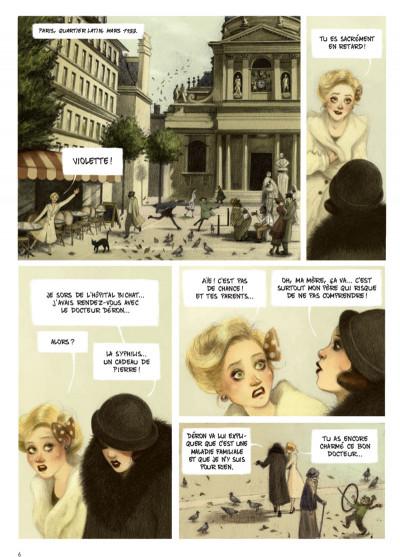 Page 2 Violette noziere - vilaine chérie