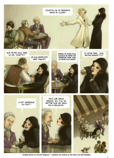 Page 3 Violette noziere - vilaine chérie