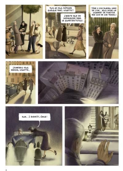 Page 4 Violette noziere - vilaine chérie