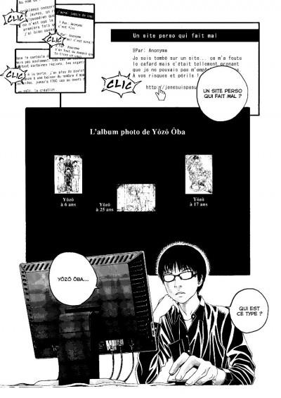 Page 2 je ne suis pas un homme tome 1
