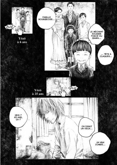 Page 3 je ne suis pas un homme tome 1