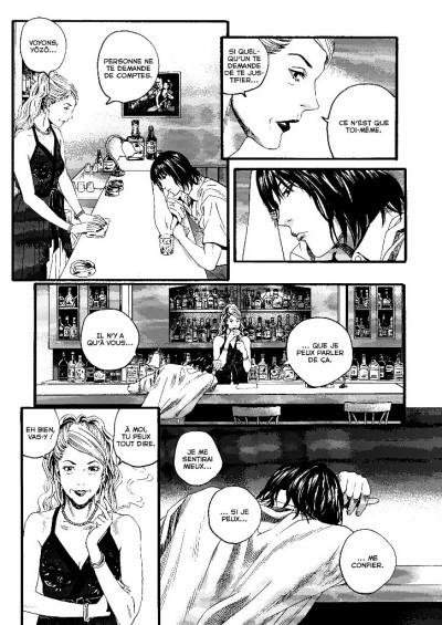 Page 5 je ne suis pas un homme tome 2