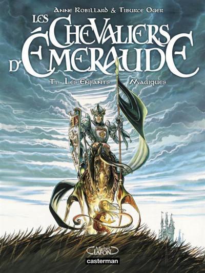 image de Les chevaliers d'émeraude tome 1 - les enfants magiques