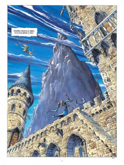 Page 4 Les chevaliers d'émeraude tome 1 - les enfants magiques